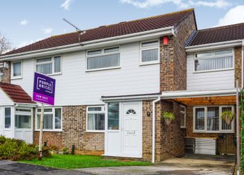 Thumbnail 4 bed semi-detached house for sale in Redwood Close, Longwell Green