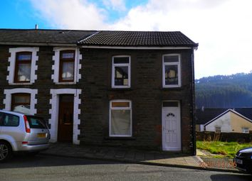 3 bed end terrace house for sale in Chepstow Road, Cwmparc, Rhondda Cynon Taff. CF42