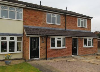 Thumbnail 2 bed property to rent in Newbold Close, Sileby