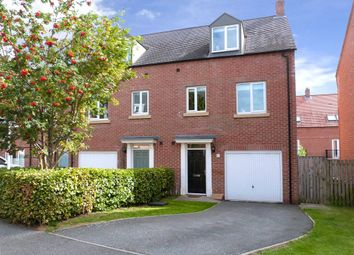 Thumbnail 3 bed end terrace house for sale in Florin Drive, Knaresborough, North Yorkshire
