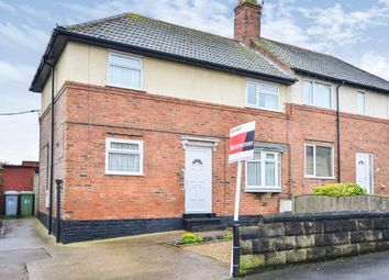 Thumbnail 2 bed semi-detached house for sale in Saville Street, Blidworth, Mansfield