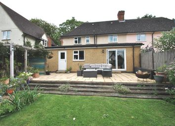 Thumbnail 4 bed semi-detached house for sale in London Road, Baldock