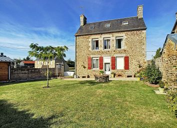 Thumbnail 3 bed property for sale in Normandy, Manche, Near Buais