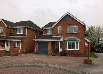 Thumbnail 4 bedroom detached house for sale in Cherry Grove, Goldthorpe, Rotherham