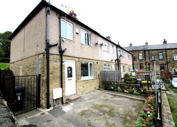 Thumbnail 3 bed end terrace house to rent in Byron Avenue, Sowerby Bridge