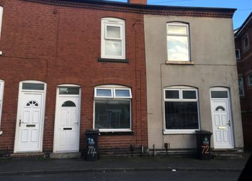 Thumbnail 2 bedroom terraced house for sale in Raleigh Street, Walsall