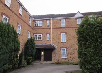 Thumbnail 2 bedroom flat to rent in Telford Close, King's Lynn