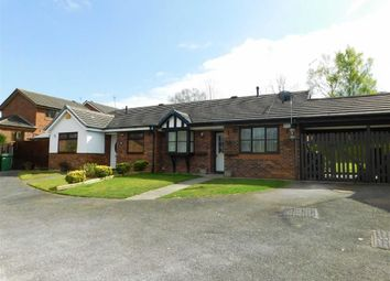 Thumbnail 2 bed semi-detached bungalow for sale in Alexandra Close, Edgeley, Stockport
