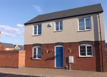 Thumbnail 3 bed detached house for sale in Nine Riggs Square, Birstall, Leicester