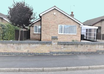 Thumbnail 3 bed bungalow for sale in Wordsworth Way, Measham