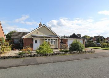 Thumbnail 2 bed detached bungalow for sale in Hillview Crescent, Baldwins Gate, Newcastle-Under-Lyme