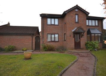 Thumbnail 4 bed detached house for sale in Castle Green, Kingswood, Kingswood