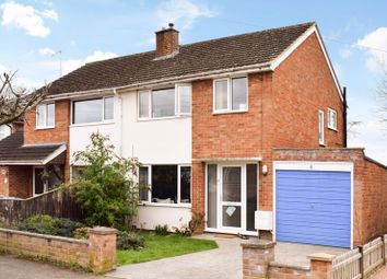 Thumbnail 3 bed semi-detached house for sale in Dashwood Avenue, Yarnton, Kidlington