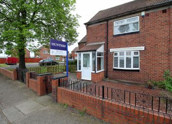 Thumbnail 2 bed semi-detached house to rent in St. Lukes Road, Sunderland