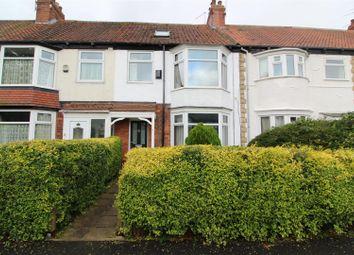 Thumbnail 3 bed terraced house for sale in Inglemire Lane, Cottingham