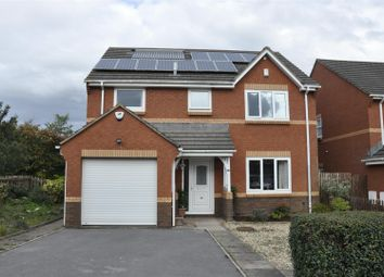 Thumbnail 4 bed detached house for sale in Rews Park Drive, Pinhoe, Exeter