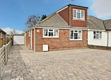 Thumbnail 4 bed semi-detached bungalow for sale in Hulbert Way, Basingstoke