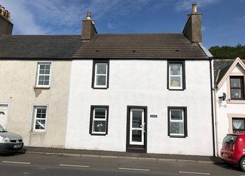 Thumbnail 2 bed terraced house for sale in Cairnryan, Stranraer