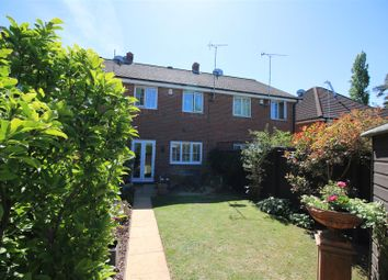 Thumbnail 3 bed town house for sale in Blackthorn Close, Gedling Village, Nottingham