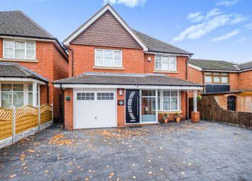 Thumbnail 5 bedroom detached house for sale in Brecon Road, Handsworth, Birmingham