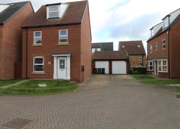 4 bed detached house for sale in Ploughmans Court, Lincoln LN2