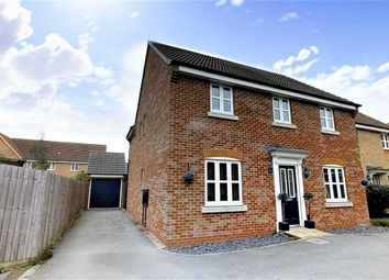Thumbnail 4 bed detached house for sale in Octavian Crescent, North Hykeham, North Hykeham, Lincoln