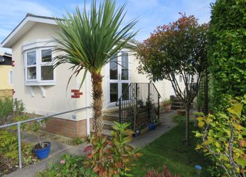 Thumbnail Mobile/park home for sale in Wareham Road, Holton Heath, Poole
