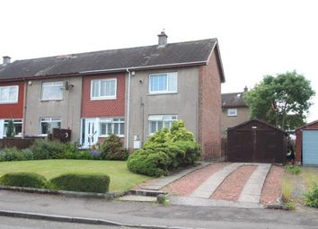 Thumbnail 2 bed end terrace house for sale in Amochrie Road, Paisley, Renfrewshire, .