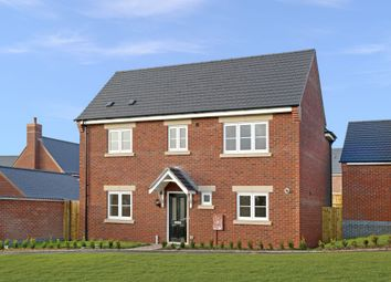 Thumbnail 3 bed detached house for sale in Poppyfields, Barrow Uppon Soar