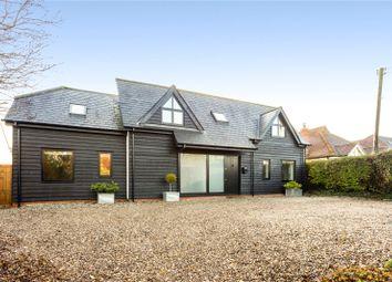 Thumbnail 5 bed detached house for sale in Pelham Road, Clavering, Saffron Walden, Essex