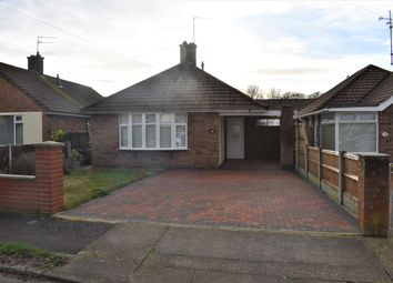 Thumbnail 2 bed detached bungalow for sale in Elmhurst Close, Gorleston, Great Yarmouth