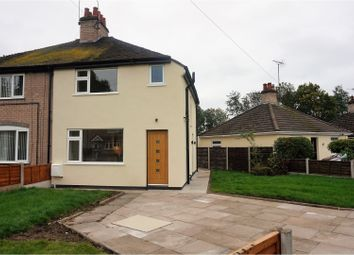 Thumbnail 3 bed semi-detached house for sale in Frida Crescent, Northwich