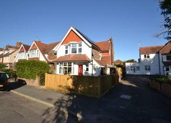 Thumbnail 3 bed detached house to rent in Elm Grove, Eastbourne