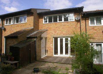 Thumbnail 3 bed terraced house for sale in Church Lees, Milton Keynes