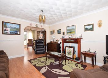 Thumbnail 3 bed semi-detached house for sale in Grantley Close, Ashford, Kent
