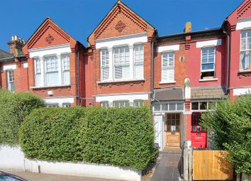 Thumbnail 4 bed flat for sale in Earlsfield Road, London