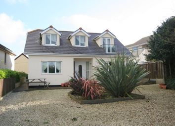 Thumbnail 3 bed detached house to rent in Liskey Hill, Perranporth