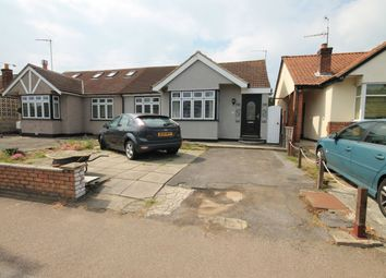Thumbnail 2 bed bungalow for sale in Eastern Avenue East, Romford