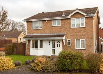 Thumbnail 4 bed detached house for sale in Fulbert Drive, Bearsted, Maidstone, Kent