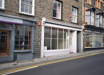 Thumbnail Retail premises to let in Bridge Street, Aberystwyth