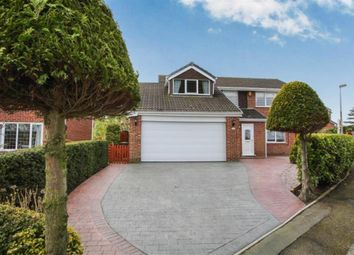 Thumbnail 4 bed detached house for sale in Westbrook Road, Kingsley, Cheshire