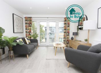 Thumbnail 2 bed flat for sale in Broadway Parade, Station Road, West Drayton