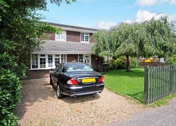 Thumbnail 4 bed detached house for sale in The Causeway, Claygate, Esher, Surrey