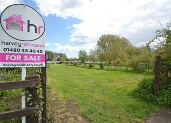Thumbnail Land for sale in Crosshall Road, Eaton Ford, St Neots, Cambridgeshire