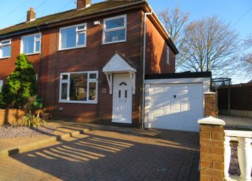 Thumbnail 3 bed semi-detached house for sale in Trent Road, Shaw, Oldham