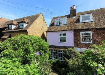 Thumbnail 3 bed property for sale in Island Wall, Whitstable