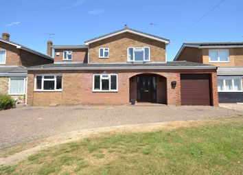 Thumbnail 4 bed detached house for sale in Martins Lane, Hardingstone, Northampton