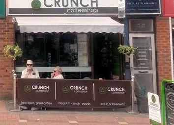 Thumbnail Restaurant/cafe to let in Havelock Street, Swindon