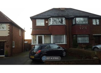 Thumbnail 3 bedroom semi-detached house to rent in Olton Croft, Birmingham