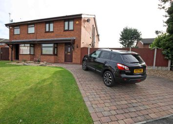 Thumbnail 2 bed semi-detached house for sale in Ferndale, Skelmersdale